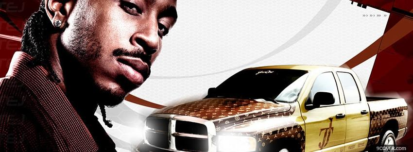 Photo movie 2 fast 2 furious 4 ludacris Facebook Cover for Free