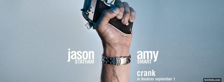 Photo movie action crank Facebook Cover for Free