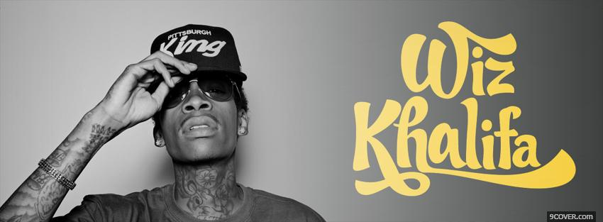 Photo music wiz khalifa Facebook Cover for Free