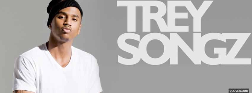 Photo trey songz simple music Facebook Cover for Free