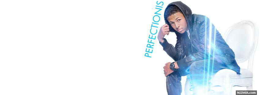 Photo diggy simmons perfectionis music Facebook Cover for Free