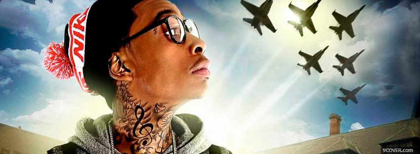 Photo wiz khalifa and planes Facebook Cover for Free