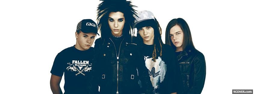 tokio hotel coloring pages - photo#44