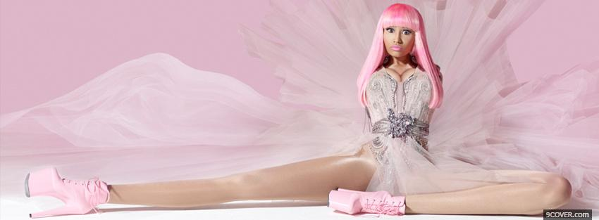 Photo nicki minaj princess Facebook Cover for Free