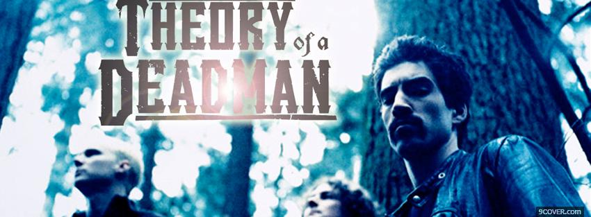 Photo music theory of a deadman Facebook Cover for Free