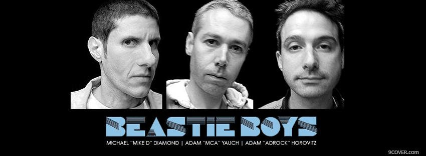 Photo music beastie boys Facebook Cover for Free