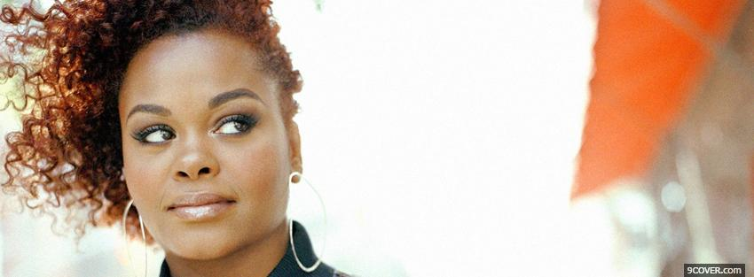 Photo jill scott casual day music Facebook Cover for Free