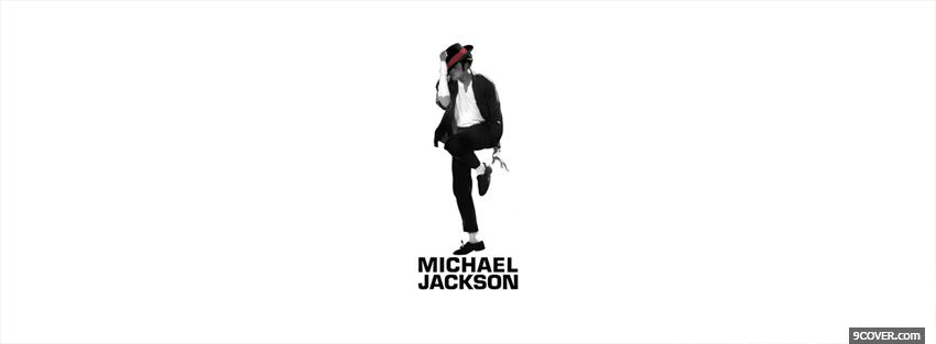 Photo music micheal jackson Facebook Cover for Free