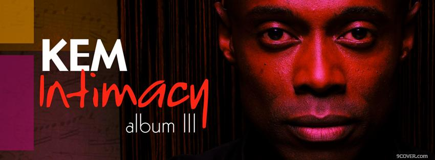 Photo kem intimacy album 3 music Facebook Cover for Free