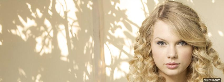 Photo music natural taylor swift Facebook Cover for Free