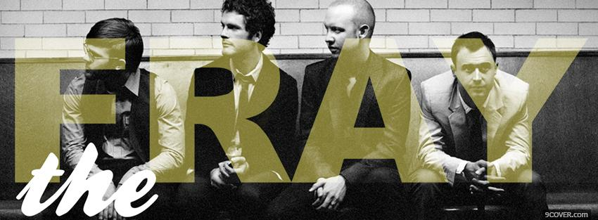 Photo music the fray Facebook Cover for Free