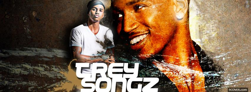 Photo trey songz happy music Facebook Cover for Free