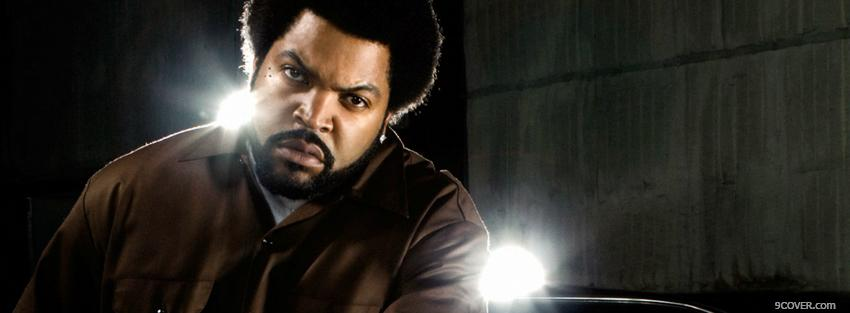 Photo ice cube music Facebook Cover for Free