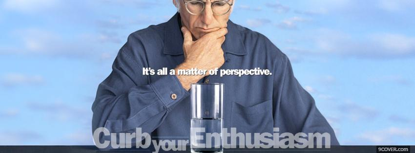 Photo tv shows curb your enthusiasm Facebook Cover for Free
