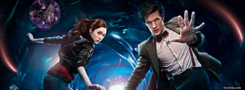 Photo tv shows doctor who actors Facebook Cover for Free