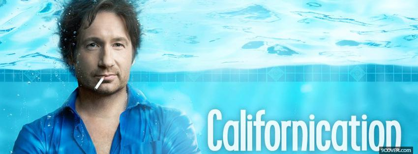 Photo tv shows californication hank moody Facebook Cover for Free