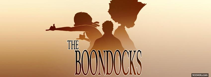 Photo tv shows the boondocks Facebook Cover for Free