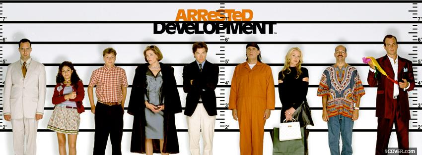 Photo arrested development cast Facebook Cover for Free