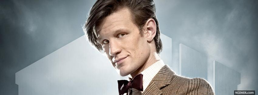 Photo tv shows doctor who matt smith Facebook Cover for Free