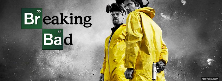 Photo tv shows breaking bad Facebook Cover for Free