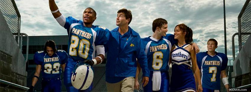 Photo tv shows friday nights lights sports Facebook Cover for Free