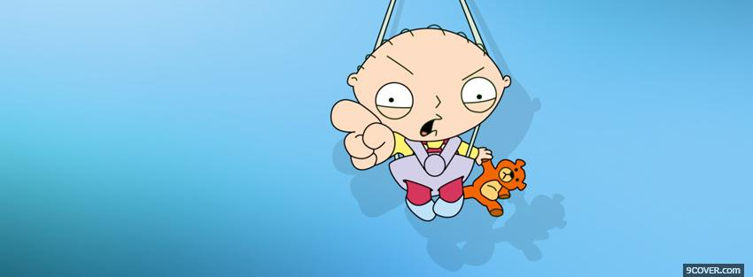 Photo tv series family guy stewie griffin Facebook Cover for Free