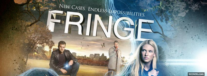 Photo tv shows fringe season 3 Facebook Cover for Free