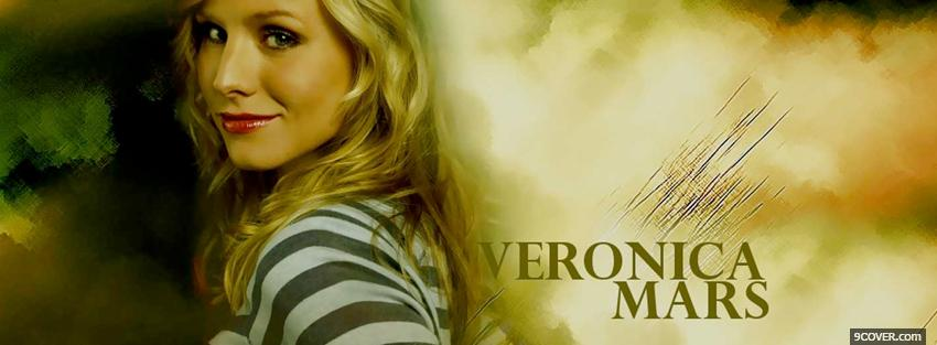 Photo tv shows veronica mars Facebook Cover for Free