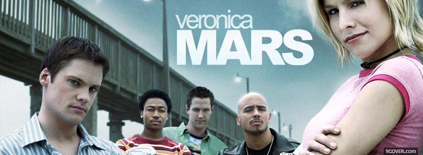 Photo tv shows veronica mars crew Facebook Cover for Free