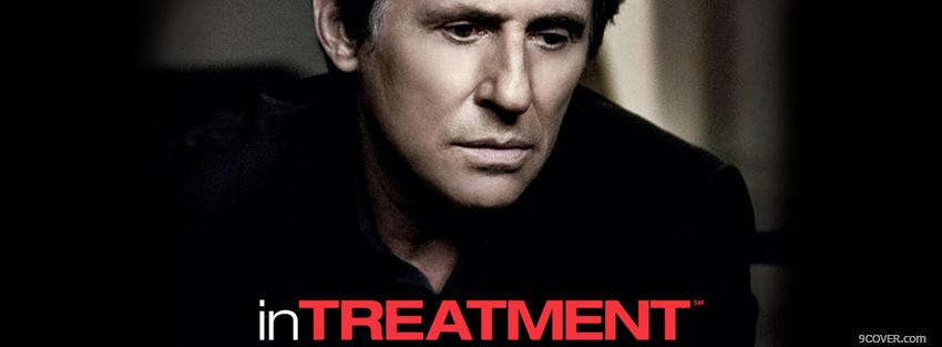 Photo tv series in treatment Facebook Cover for Free