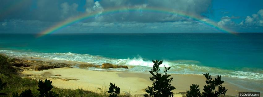 Facebook cover photos nature beach