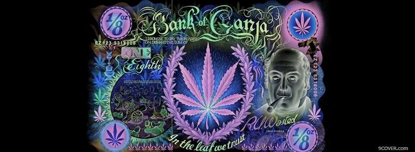 Photo bank of ganja quotes Facebook Cover for Free