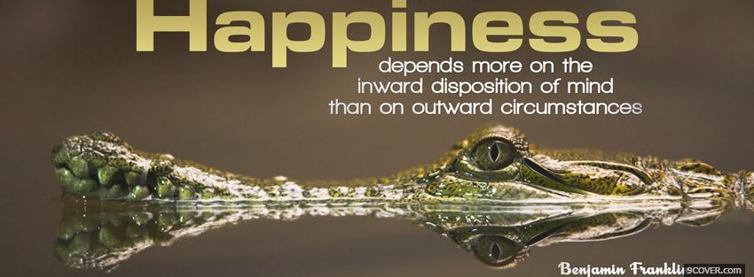 Photo inward disposition quotes Facebook Cover for Free