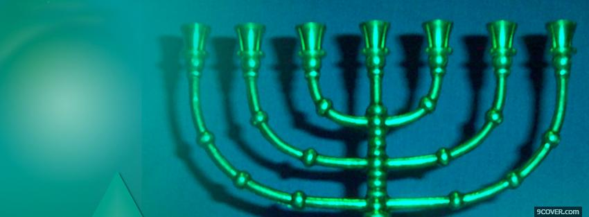 Photo judaism religions Facebook Cover for Free