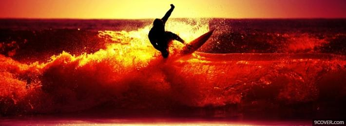 Photo Surf Facebook Cover for Free