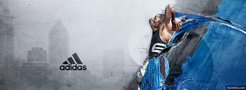 Photo Adidas Facebook Cover for Free