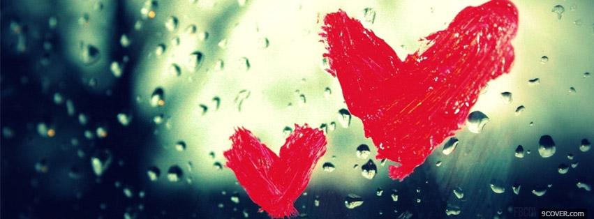 Photo Lipstick Love Photography Facebook Cover for Free