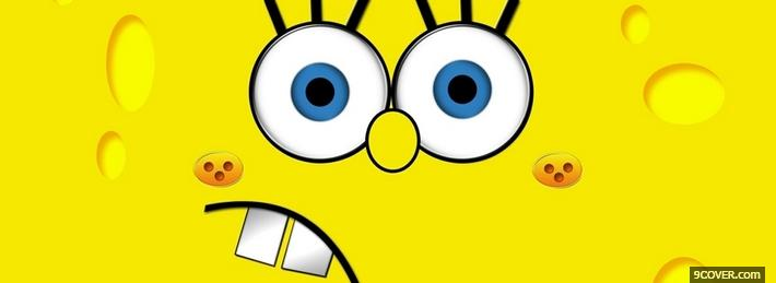 Photo Sponge Bob  Facebook Cover for Free