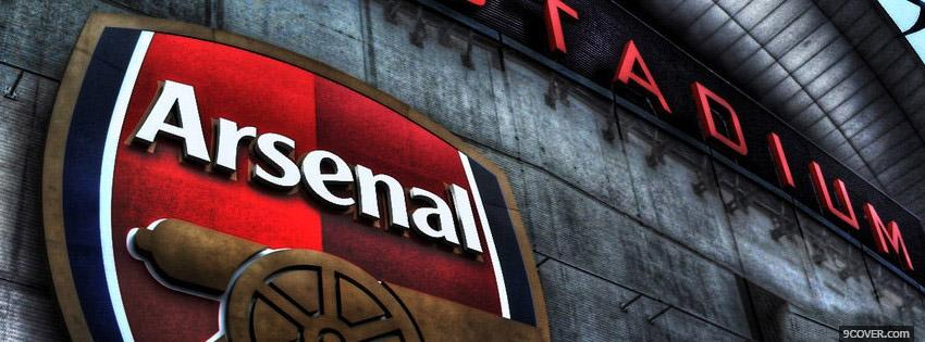 Photo Fb Arsenal  Facebook Cover for Free