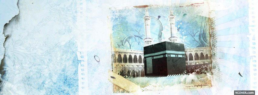 Photo Islamic Photo Islam Facebook Cover for Free