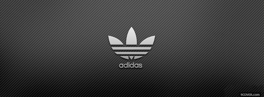 Photo Adidas Classic Facebook Cover for Free