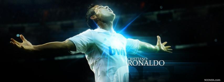 Cristiano Ronaldo Hd Photo Facebook Cover