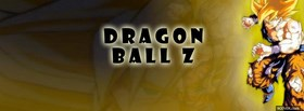free dragon ball z facebook cover