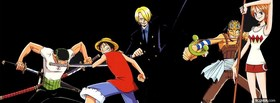 free manga one piece crew facebook cover