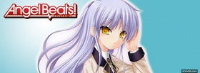 free manga angel beats facebook cover