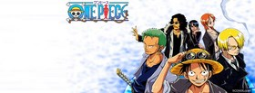free manga one piece facebook cover