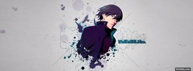 manga darker than black male facebook cover
