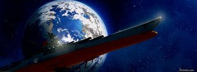 free space battleship yamato facebook cover