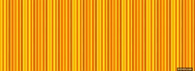 free orange and yellow abstract facebook cover