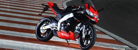 aprilia rs4 2011 moto facebook cover